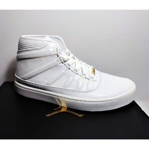 Jordan Westbrook Zero white with gold accent